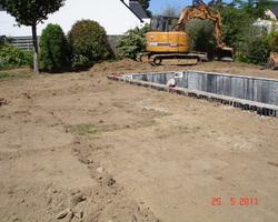 Nayel TP - Camors - Terrassement et assainissement - Assainissement